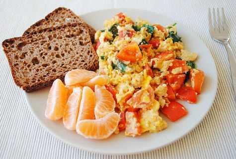 comida pre-entreno saludable